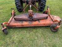 *6ft Douglas 3PT finishing mower