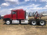 1997 IH 9200 Eagle T/A Highway tractor, 713,794 kms showing, VIN#2HSFMAHR9VC062611,Owner: David J Malowski, Seller: Fraser Auction______ ****TOD & SAFETY, KEYS****