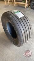 New 12.5L-15 Samson implement tire