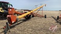 Westfield MK100-51 PTO swing hopper auger