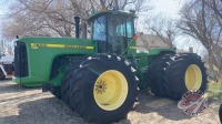 JD 9300 tractor