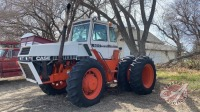 Case 4490 tractor