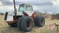 Case 2470 4wd tractor