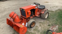 Case 224 lawn tractor