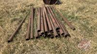 3in x 7ft steel posts buy 1x21