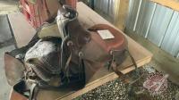 16in Western saddle