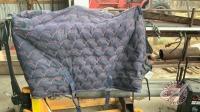Horse warmer blanket