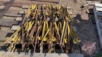 Pallet of crop lifters