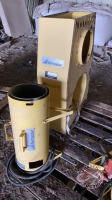 Airmaster AM60/100 with propane heater