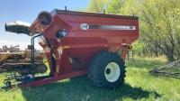 J&M 750 flaman grain cart, s/n1406963