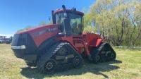 CaseIH 450 AFS Quadtrac 450hp Tractor, 995hrs, S/N- ZCF132642