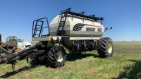 2005 Bourgault 6450 triple compartment air cart, s/n38300AS-05