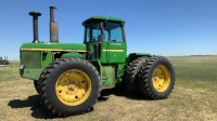 JD 8630 4WD 275HP tractor, 7492hrs showing, s/n006305R