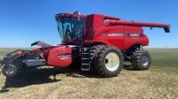 CaseIH 7230 AFS Combine, 456 rotor hours and 609 engine hours showing, s/nYCG217325
