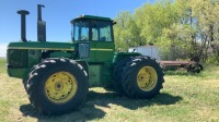 JD 8630 4WD 275HP Tractor, 4062hrs showing, s/n005142R