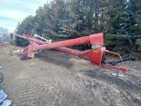 """*2013 13""""x70' FarmKing PTO swing hopper auger"""