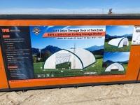 30'x 80' Peak Shelter - New F114