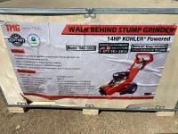 Stump Grinder Kohler - New F114