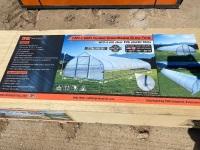 12'x60'Clear Greenhouse - New F114