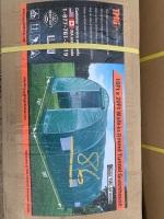 10'x20' Greenhouse (round Green) - NEW F114