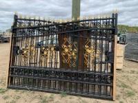 20' Iron Gates - New F114