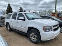 2008 Chevrolet Suburban 1500 LT Sport Utility, 325,832 kms showing, VIN# 1GNFK16398R256986 F57 Owner:Lonnie D Studer Fraser Auction___________