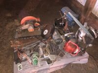 MISC POWER TOOLS; ALL WORK