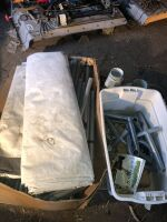 GARAGE IN BOX (10' X 20') ALL PIECES THERE