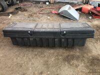 POLY TRUCK TOOL BOX (TUFF BOX)