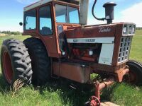 IH 1466 tractor (NOT RUNNING) has TA issues