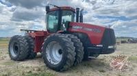 CaseIH 385 Steiger 4wd 385hp tractor, 2642hrs showing, s/nZ9F117079