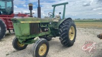 JD 3010 dsl 2wd 63hp tractor, 0166 hours showing, s/n41656