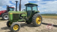 JD 4630 2wd 166hp tractor, 1757 hours showing, s/n005499R