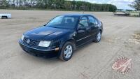 2005 Volkswagen Jetta GLS TDI, 298,085 miles showing, VIN# 3VWSR69M45M027355 H39, Owner: Lonnie D Studer, Seller: Fraser Auction___________________________ ***TOD & KEYS***