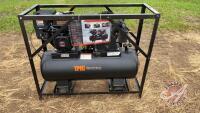 Air compressor 40 gallon/gas, H50 New