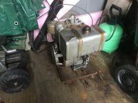 Briggs & Stratton Motor, 6HP (runs), A38