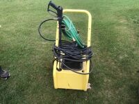 Karcher electric pressure washer, (499542) working order, A38