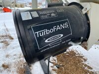 Denouden 3hp aeration fan (no cord)