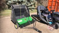 John Deere Lawn Sweep, H95