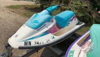 Sea Doo SP Bombardier, AS IS (haven't ran in a few years), H100 ***No key provided***