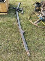 Boom Lift 3PT - Heavy Duty, 10' arm, A51