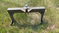 3PT ball hitch trailer mover
