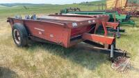 IH 550 s/a manure spreader (parts only)