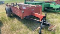CaseIH 550 s/a manure spreader