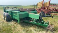 JD 785 t/a Hydro Push manure spreader
