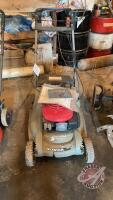 Honda HRB215 lawn mower