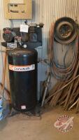 DeVilbiss DeVair 60-gallon air compressor