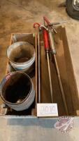 Barrel pumps