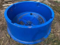 5' poly water trough
