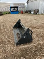 """Bobcat 4-1 Combination Bucket 74"""", A53 (New - never used)"""